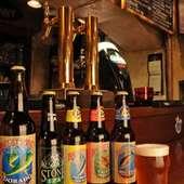 アメリカ西海岸の地ビールもございます♪