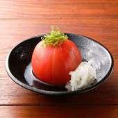 まるごとトマトのピクルス