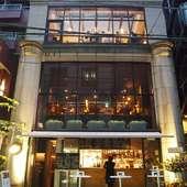 東銀座 歌舞伎座向かいの『gz』