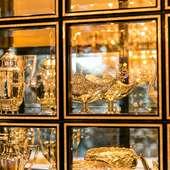 1980年の創業から、大切にされてきた銀食器