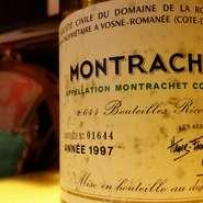 フランスをはじめ各国の銘醸ワイン