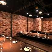 会社宴会・女子会・パーティーなど大型宴会に最適な個室