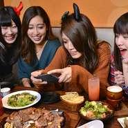 「肉×チ~ズ!」思わず写真を撮りたくなる、フォトジェニックな肉料理が盛りだくさん☆モンスター級の塊肉やはインパクト大!!食べる前にまず撮影会♪SNSにアップしちゃお!
