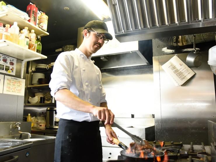 心をこめた料理とおもてなしで思い出に残るような楽しい食空間を