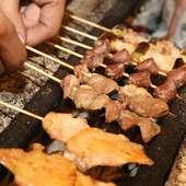 いちばんのこだわりは、鶏の仕入れと焼き方
