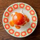 色・形・大きさにこだわったトマトのまっすぐな美味しさを堪能『まるごとトマトサラダ』