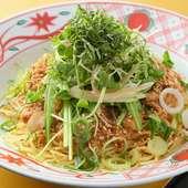 『京のもち豚のしゃぶしゃぶとたっぷり京野菜のごまだれ風味』