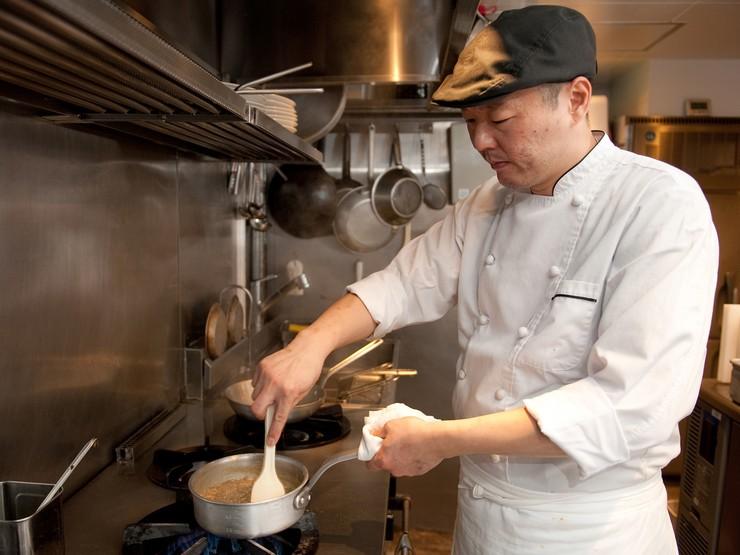 いつでも同じ美味しさの料理にて、最高級のおもてなし