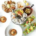期間限定開催で、真牡蠣の食べ放題を開催します! 皆様のお好みな食べ放題プランでお楽しみください!!