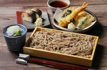 江戸切蕎麦膳