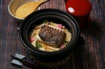 名物真鯛の土鍋飯