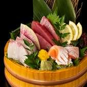 新鮮な鮮魚の九州料理を存分にお楽しみください
