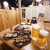 2時間食べ飲み放題!鳥二郎自慢の料理をど~んとお得に2500円!