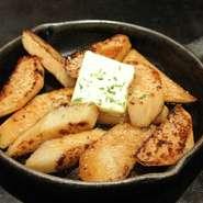 山芋バター醤油焼