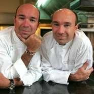 南仏・モンペリエの名店【ル・ジャルダン・デ・サンス】の天才双子のシェフ、ジャック&ローラン・プルセル。クラシカルなフランス料理を再構築した「プルセル・キュイジーヌ」は、世界中の美食家を魅了しています。