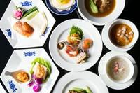 家庭料理という意味をもつ「家常(ジャーチャン)」をコンセプトに【華都飯店】らしさを追求した通年ご提供のコースです。