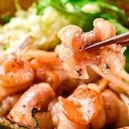 丸腸の塩ガーリック(ディナーのみ) ◆おすすめ◆ ◆売れ筋◆