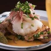 九州の銘柄鶏、みつせ鶏の肉質の魅力がたっぷり堪能できる