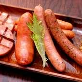ムール貝の蒸し料理