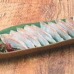 刺身で食べられる絶品です!
