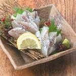 文字通り胡瓜の香りがする珍しい魚です。