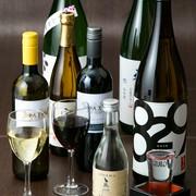 プレミアや季節のものなど、種類豊富な九州の地酒&焼酎