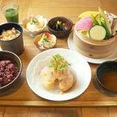 銀鱈の西京焼き膳