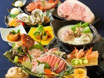 豊かな自然が育んだ、九州のおいしいものを満喫