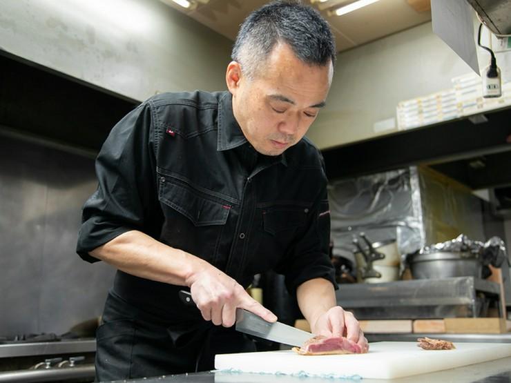 料理と真摯に向き合う姿勢を忘れず、さらなる美味を追求