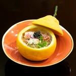 【ランチ】【ランチ限定のご提供】お鮨と豆皿コース
