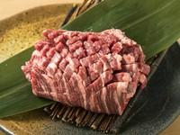 一番人気『厚切りハラミステーキ』