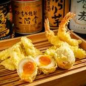ヘルシーで胃もたれしないのがうれしい『天ぷら』