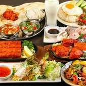 シェフの技で魅せる、本場仕込みのネパール料理