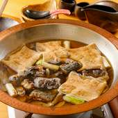 栄養満点! 飲み干したい絶品スープの『名物 う鍋』※1人前