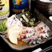 鮮度抜群の鯖をたっぷりの胡麻でいただく福岡名物『胡麻サバ』