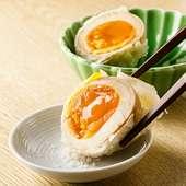 味玉天ぷら