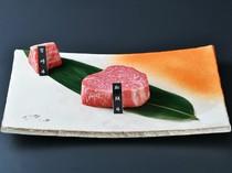 神戸牛・松阪牛に加え、四季折々の味覚もふんだんに取り入れて