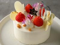 旬の果物を使った『ensia.ショートケーキ』