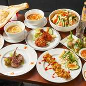 神保町で楽しむアジアンレストラン!