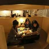 雰囲気も料理も重視したい。堺東の普段使いできる一軒
