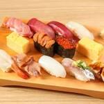 寿司盛合せ『松』