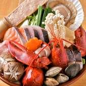 海の幸 横綱ちゃんこ鍋