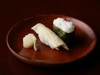 京都で愛される美味なものを味わい尽くす『野菜寿司』