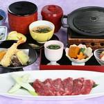 茶碗蒸し・天ぷら付 2508円