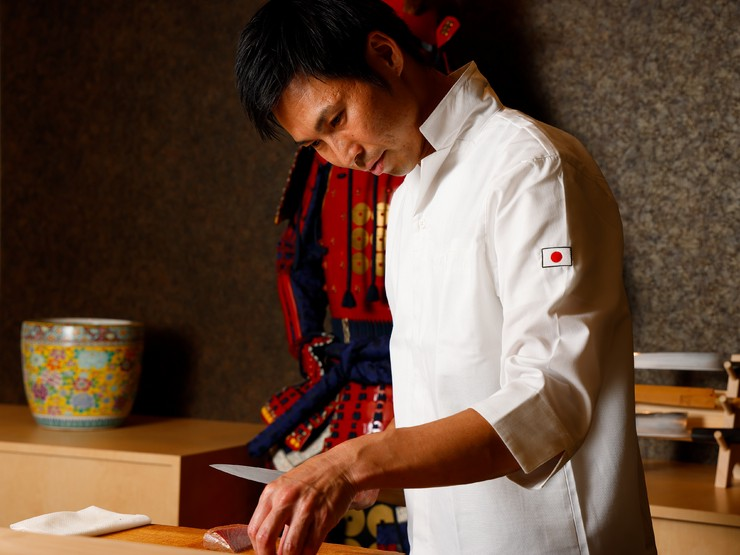 特別な日のディナーは【真田】で。地域住民に愛される店づくりを