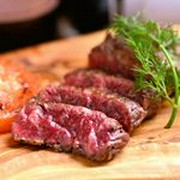 こだわりの肉料理