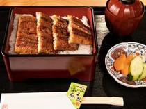 「新宿高島屋」でも人気を博した『うな丼』