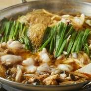 人気のモツ鍋や九州料理が楽しめる!