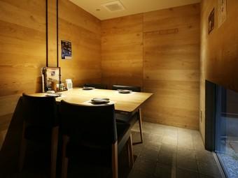 デートにも最適。京都の風情を感じさせるオシャレな空間
