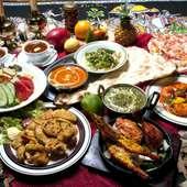 本格インド料理がズラリ! 【ナマステ・ガネーシャ】の魅力を詰め込んだ 『デリーコース』